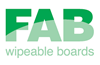 FAB Wipeable Boards