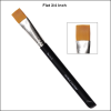 Global Colours Body Art Flat Brushes