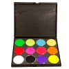 Global Colours Body Art Palettes