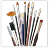 Brushes and Brush Sets