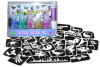 Temporary Glitter Tattoo Party Kits