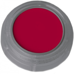 550 Grimas Fluorescent Water Makeup Red 2.5 ml