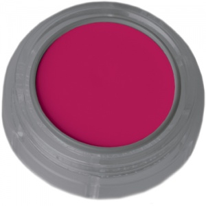 560 Grimas Fluorescent Water Makeup Dark Pink 2.5 ml