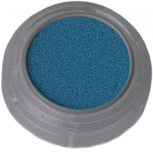 703 Grimas Metallic Water Makeup Blue 2.5 ml