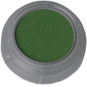 704 Grimas Metallic Water Makeup Green 2.5 ml