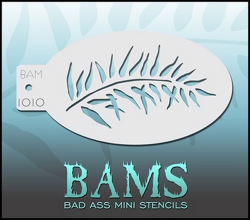 BAM1010 Bad Ass Mini Stencils