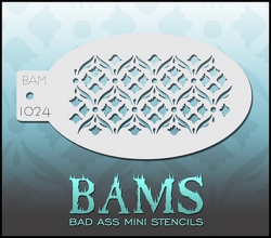BAM1024 Bad Ass Mini Stencils