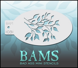 BAM1031 Bad Ass Mini Stencils