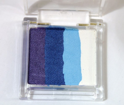 Face Paints Australia Split Cake Mini Deep Sea Rainbow 15 g (Mini sponge included)