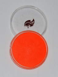 Face Paints Australia Neon Orange 30 g