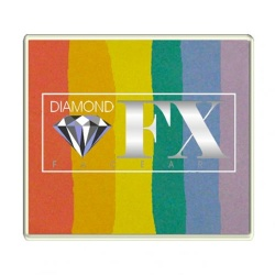 RS50-4 Diamond FX Blurred Lines Split Cake 50 g