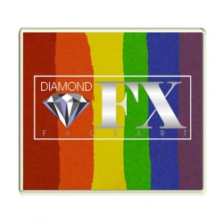 RS50-5 Diamond FX Flabbergasted Split Cake 50 g