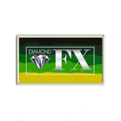 RS30-8 Diamond FX Green Carpet Split Cake 30 g
