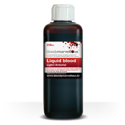 Bloody Marvellous Thick Liquid Blood Light/Arterial 30 ml