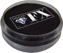 MM2750 Diamond FX Metallic Metal Black 45 g