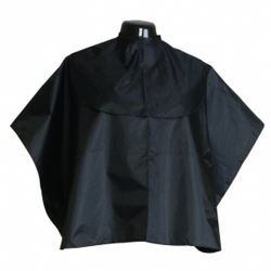 Extra Protective Shoulder Cape Black
