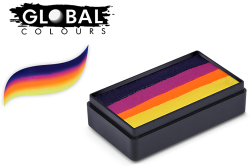 Global Colours Body Art Fun Stroke Hobart 30 g