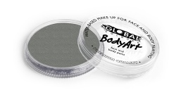 Global  Colours Body Art Metallic Silver 32 g