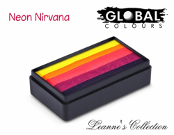Global Colours Body Art Leanne's Collection Neon Nirvana 30 g