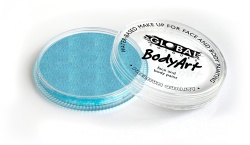 Global Colours Body Art Pearl Blue 32 g