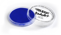 Global Colours Body Art Pearl Deep Blue 32 g