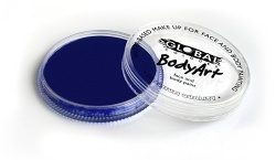Global Colours Body Art Standard Dark Blue 32 g