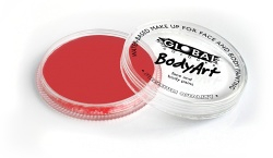 Global Colours Body Art Standard Red 32 g