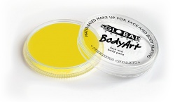 Global Colours Body Art Standard Yellow 32 g