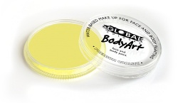 Global Colours Body Art Standard Yellow Light 32 g