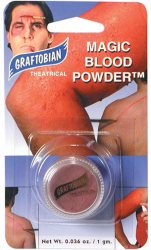 Graftobian Magic Blood Powder .28 oz (8 g)