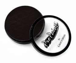 Graftobian ProPaint™ Raven Black 1 oz (30 ml)