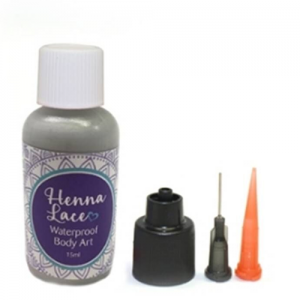 Art Factory Henna Lace Silver 15 ml