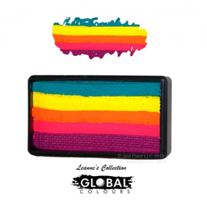 Global Colours Body Art Leanne's Collection Island Girl 30 g