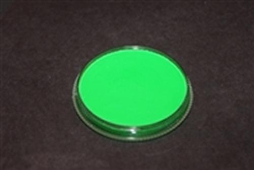 Kryvaline Creamy Line Fluorescent Green 30 G Face Paint