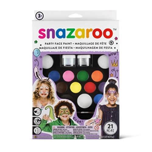 Snazaroo Face Painting Supplies