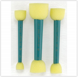 Loew-Cornell 3pc Double Ended Sponge Mop (3 pack)