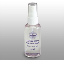 Mehron Barrier Spray 2 fl oz (60 ml)