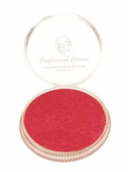 43782 PartyXplosion Pearl Metallic Red 30 g