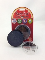 122 Ruby Red Charcoal 18 ml