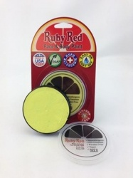 320 Ruby Red Pastel Yellow 18 ml