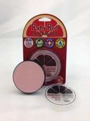 P207 Ruby Red Pearl Pastel Pink 18 ml