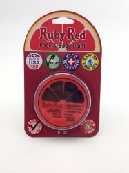 UV990 Ruby Red UV Orange 18 ml