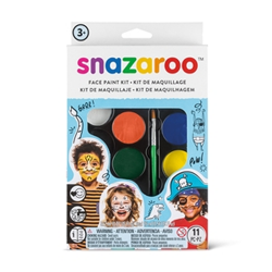 Snazaroo Adventure Palette Kit