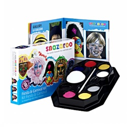 Snazaroo Fiesta and Carnival Face Painting Kit
