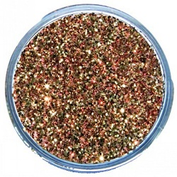 Snazaroo Glitter Dust Red Gold 12 ml