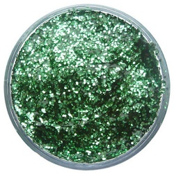 Snazaroo Glitter Gel Bright Green 12 ml