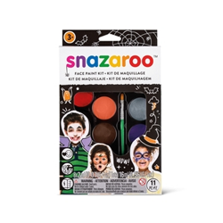 Snazaroo Halloween Palette Kit