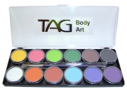 R12P TAG Regular Palette 12 x 10 g