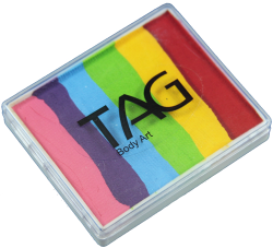 RR501 TAG Regular Rainbow Split Cake 50 g