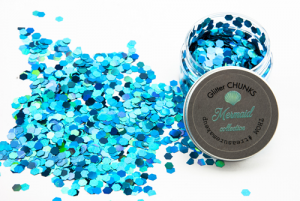 Treasure House Glitter Chunks Mermaid Laguna 30 g